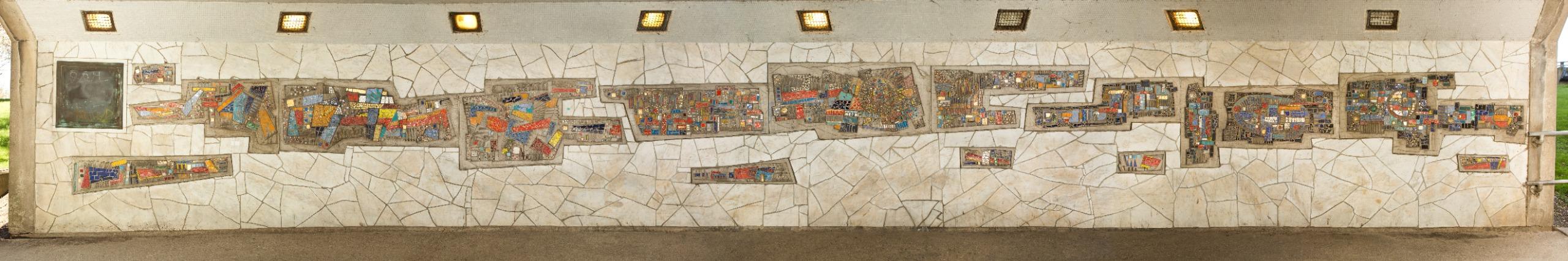 Cantini Mosaic Panorama